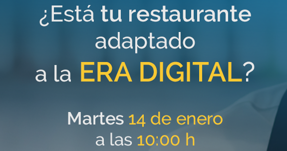 Adaptar restaurante a la era digital AEHC